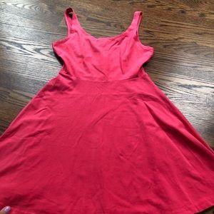 Express Dresses - Beautiful Express coral skater dress ▶️ EUC